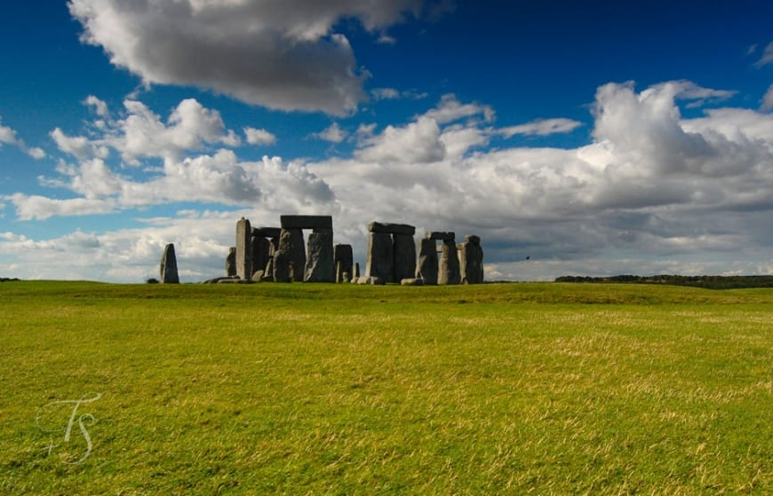 Stonehenge, Britain's greatest national icon © Travel+Style