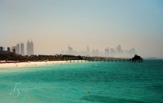 Dubai, United Arab Emirates © Travel+Style