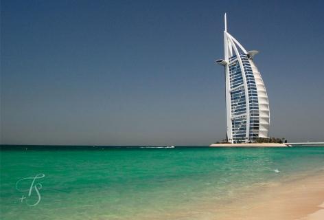Burj-Al-Arab, Dubai © Travel+Style