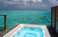 Superior Water Villa. Conrad Maldives Rangali Island
