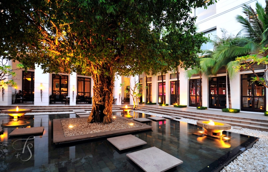 Hôtel de La Paix, Siem Reap, Cambodia © Travel+Style