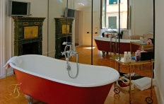 Casa Howard Florence, Italy © Travel+Style