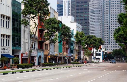 Singapore. © Travel+Style