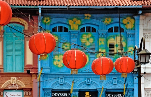 Singapore's Chinatown. © Travel+Style