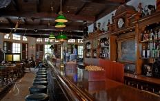 Raffles Hotel, Long Bar. Singapore. © Travel+Style