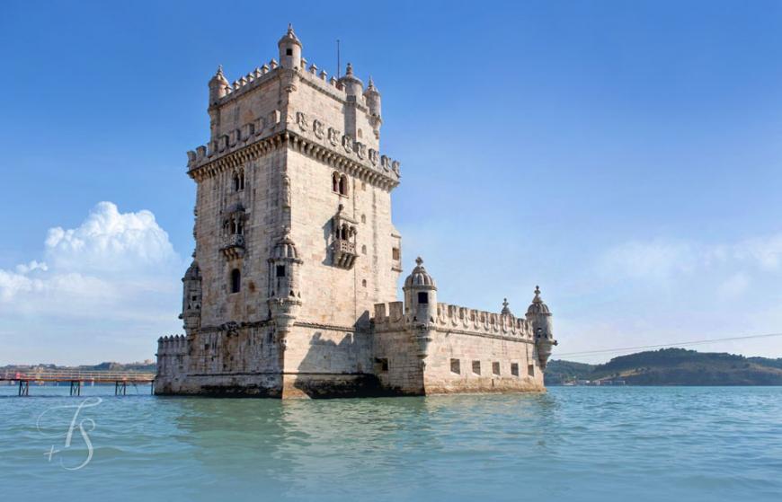 Torre de Belem, Lisbon, Portugal © Travel+Style