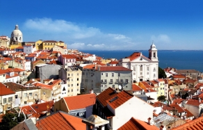 The Alfama in Lisbon © Travel+Style
