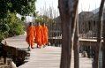 Local Monks at Song Saa © Song Saa Hotels and Resorts