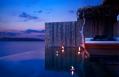 One Bedroom Villa deck at night © Song Saa Hotels and Resorts
