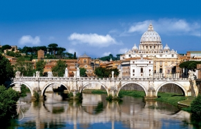 Rome, Italy  © Travel+Style