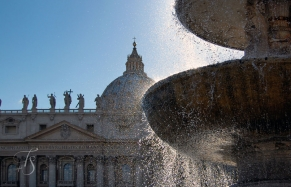 Vatican City, Rome © Travel+Style