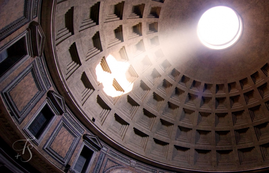 The Pantheon, Rome © Travel+Style
