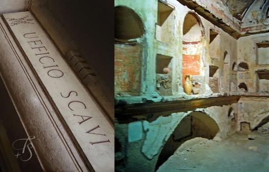 Vatican Necropolis © Travel+Style