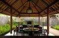 Kayumanis Ubud, outdoor pavilion. © Kayumanis
