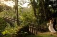 Kayumanis Ubud Bali, wedding bridge. © Kayumanis