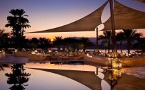 Hilton Luxor Resort & Spa Sunset Terrace ©  Hilton Hotels & Resorts
