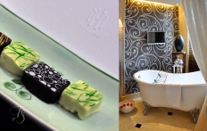Grand Premium Room bathroom. © Travel+Style