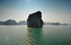 Halong Bay, Vietnam. © Travel+Style