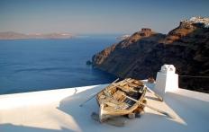 Santorini, Greece. © Travel+Style