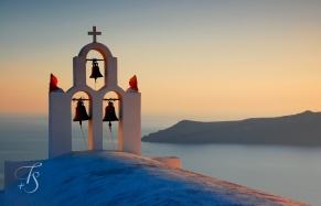 Santorini, Greece. © Travel+Style