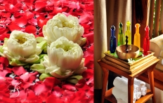 Spa. Four Seasons Resort Koh Samui. © Travel+Style