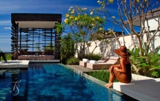 One-bedroom Pool Villa. Alila Villas Uluwatu. © Travel+Style