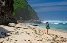 Bali. Alila Villas Uluwatu. © Travel+Style