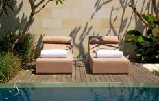 One-bedroom Pool Villa, Alila Villas Uluwatu. © Travel+Style