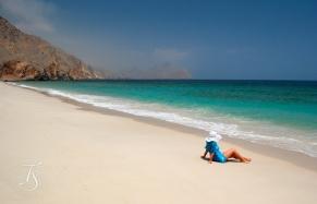 The Beach. Six Senses Zighy Bay, Oman. © TravelPlusStyle.com