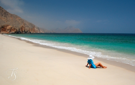The Beach. Six Senses Zighy Bay, Oman. © Travel+Style
