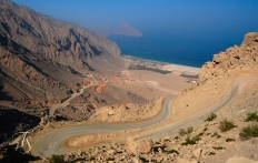 Zighy Bay. © Travel+Style