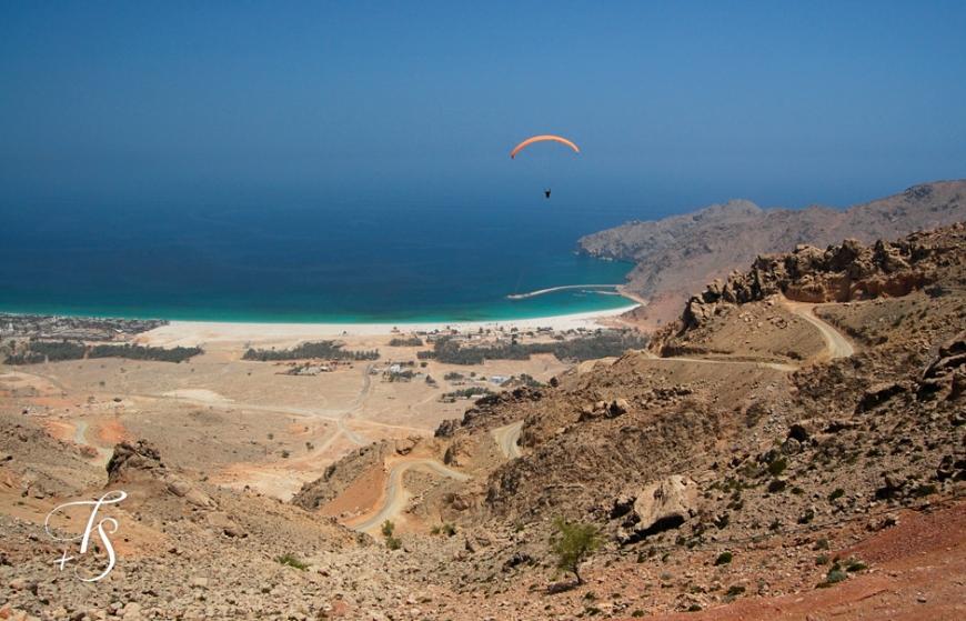 Zighy Bay, Musandam Peninsula. © Travel+Style