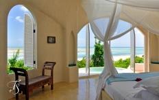 Pavilion Interior. Kilindi Zanzibar. © Travel+Style