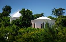 Pavilion Exterior. © Travel+Style
