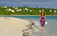 Kilindi Hotel Beach, Zanzibar. © Travel+Style