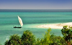 View from Kilindi Zanzibar. © Travel+Style