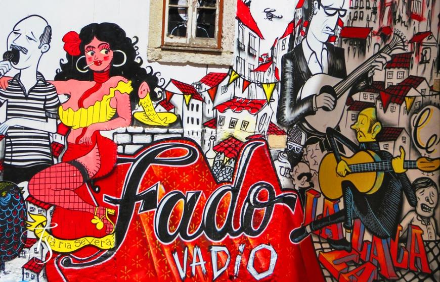 Lisbon, Portugal © Travel+Style