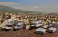 Panoramic terrace. Riad Fès, Morocco © RIAD FES