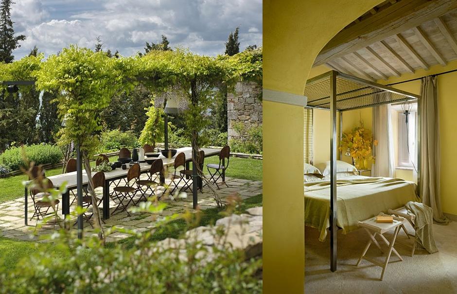 Hotel Monteverdi, Tuscany. © Monteverdi