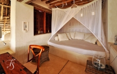 Jaha House in Shela Village, Lamu, Kenya. © Travel+Style