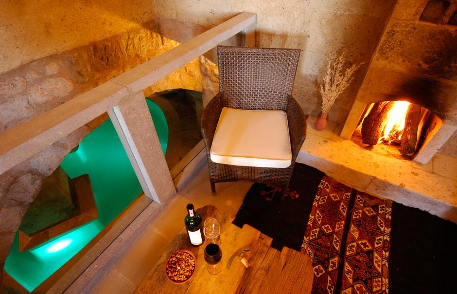 Mysterious Suite. Argos in Cappadocia. © Argos in Cappadocia