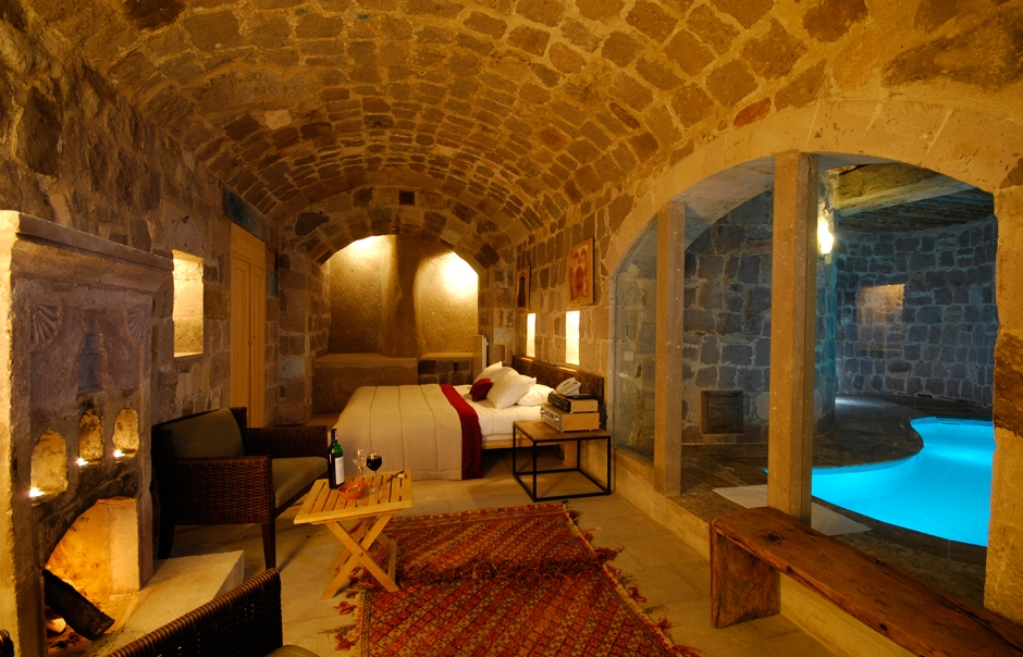 Les Salon Turke : Argos in cappadocia « luxury hotels travelplusstyle