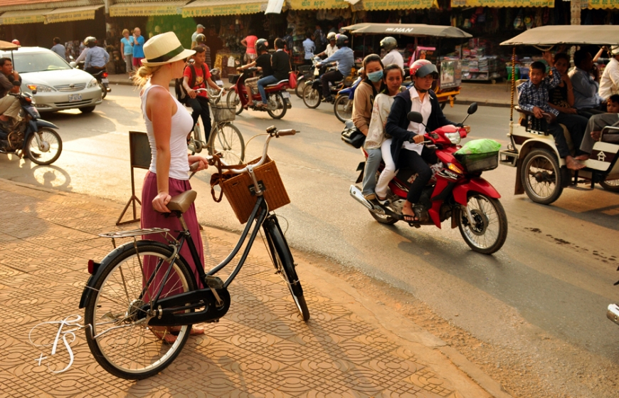 Siem Reap. Cambodia. ©Travel+Style