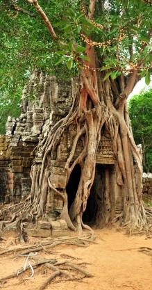 Ta Som, Siem Reap. Cambodia. ©Travel+Style
