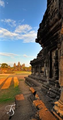 Angkor Wat, Cambodia. ©Travel+Style