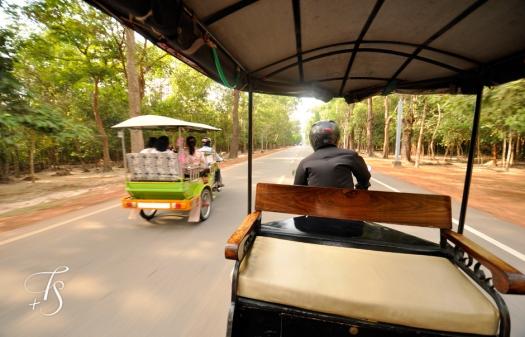 Siem Reap. Cambodia. ©Travel+Style