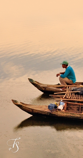 The Great Lake Tonle Sap. © Travel+Style