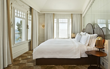 Penthouse Bosphorus Suite. The House Hotel Bosphorus, Istanbul. ©The House Hotel