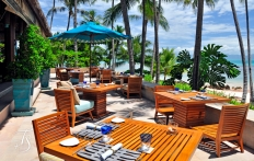 Pla Pla, Four Seasons Resort Koh Samui. © Travel+Style