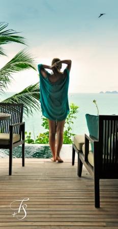 Deluxe One Bedroom Villa, Four Seasons Resort Koh Samui. © Travel+Style